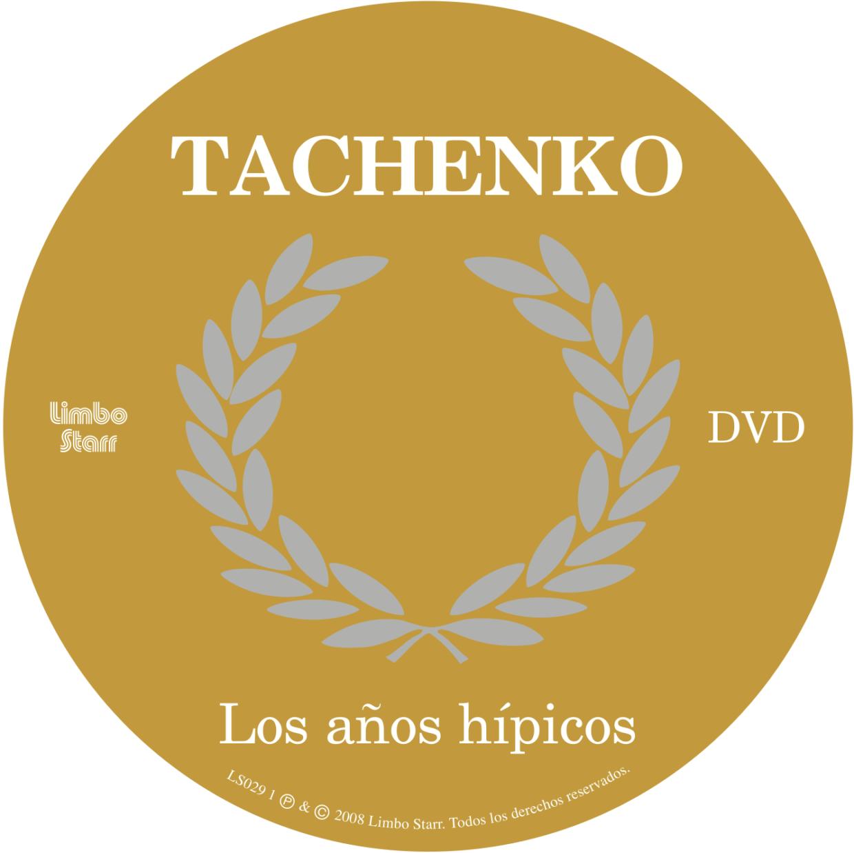 Label DVD Tachenko