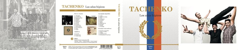 Tachenko Los años hipicos exterior