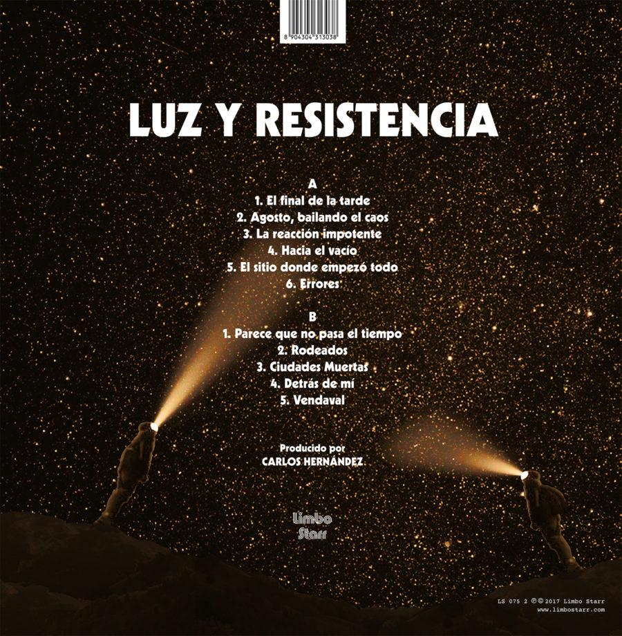 Alborotador Gomasio - Luz y resistencia