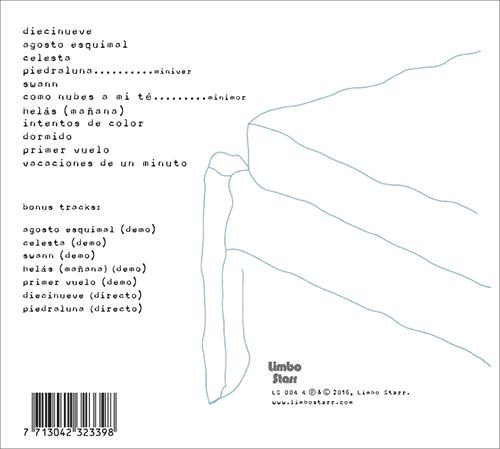 Contraportada Maga álbum blanco