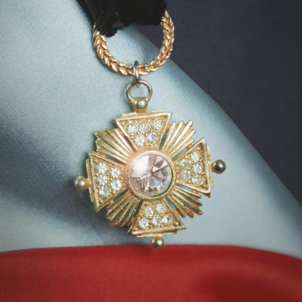 Medalla Rey Emérito